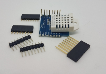 Wemos Shield DHT22