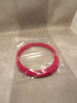 PLA Filament Devil Design 10m Muster raspberry red