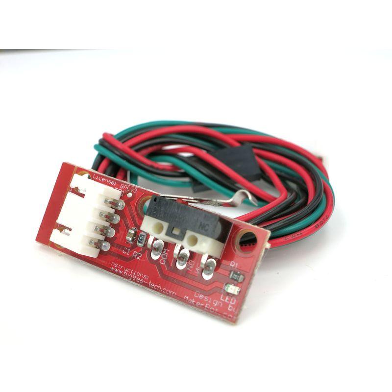 3d drucker teile und mehr endschalter auf platine mit kabel. Black Bedroom Furniture Sets. Home Design Ideas