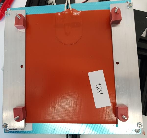 kompatibel mit Creality CR10 Ender3 f/ür 3D-Drucker Heizbett-Nivellierungsd/ämpfer solide Sto/ßd/ämpfung 3 hoch und 1 kurz