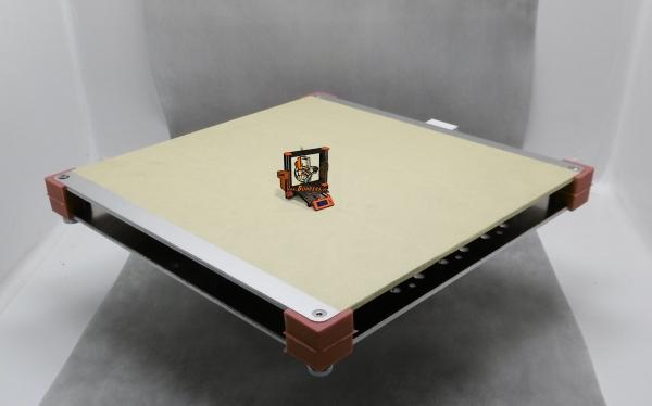 3d drucker teile und mehr heatbedholder heizbetthalter. Black Bedroom Furniture Sets. Home Design Ideas